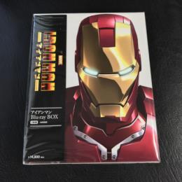 IRON MAN Blu-ray BOX (Japan)