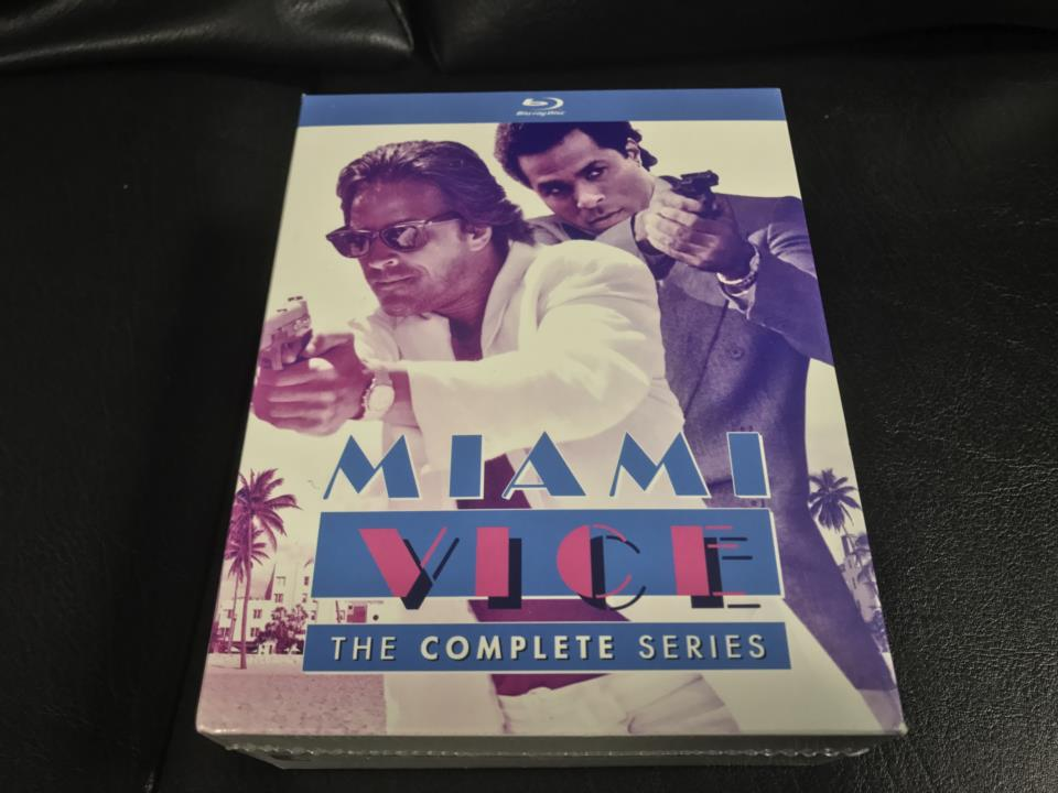 MIAMI VICE THE COMPLETE SERIES (US)