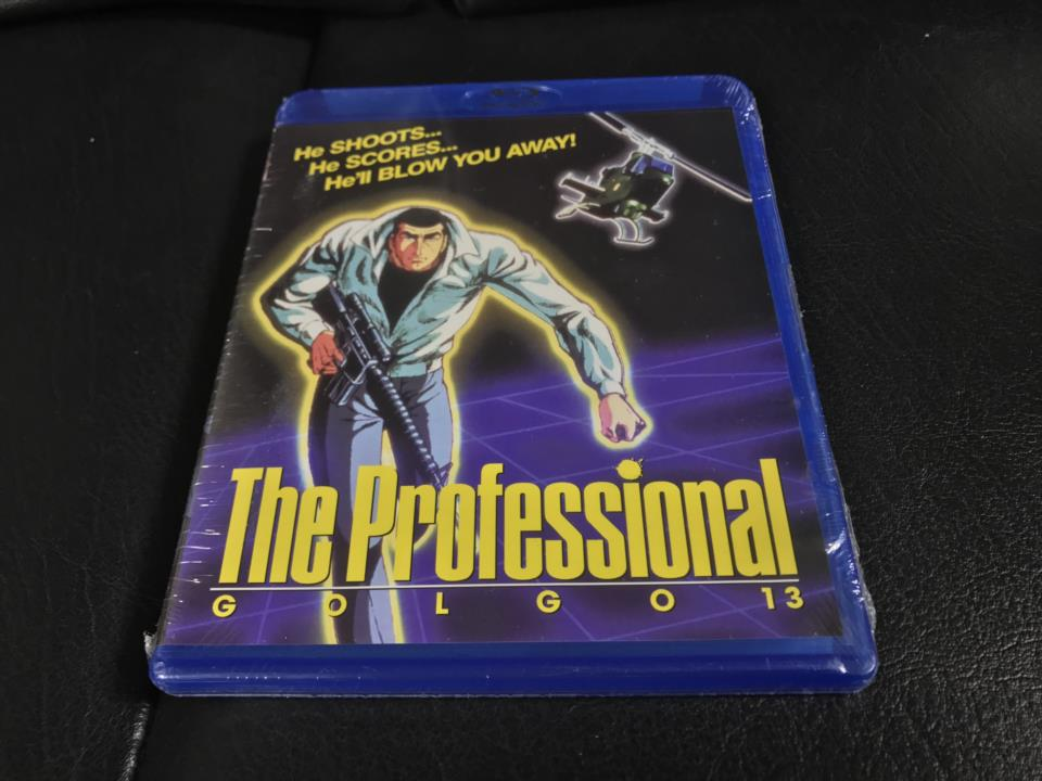 GOLGO 13 The Professional (US)