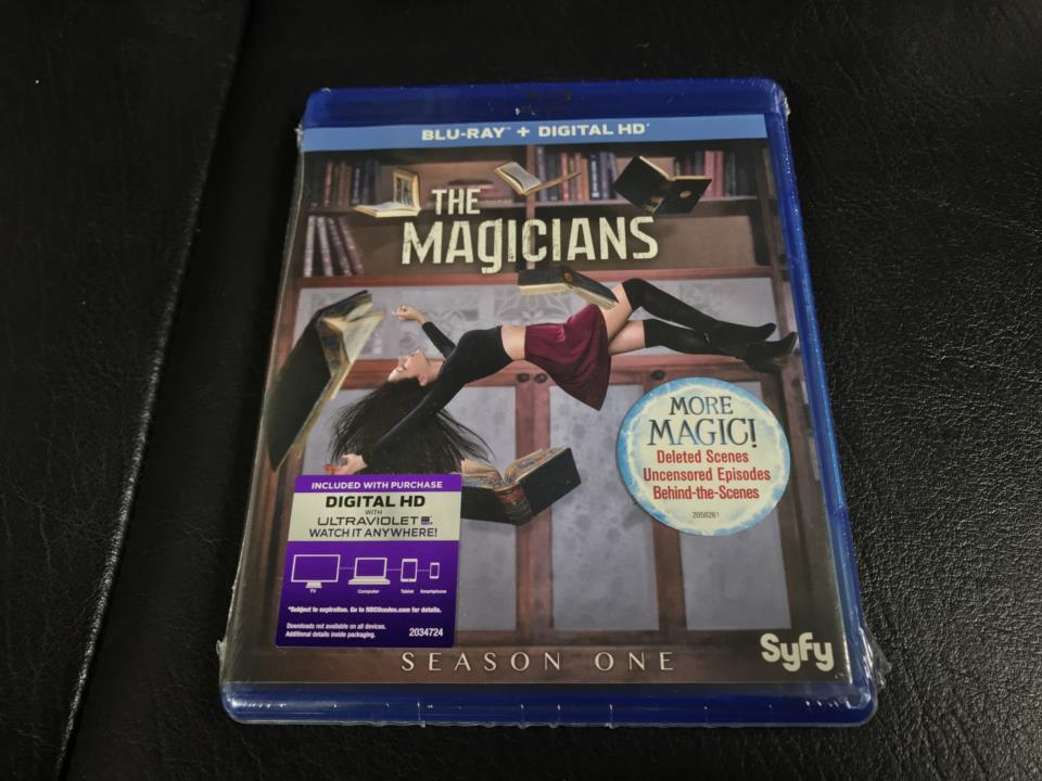 THE MAGICIANS SEASON 1 (US)