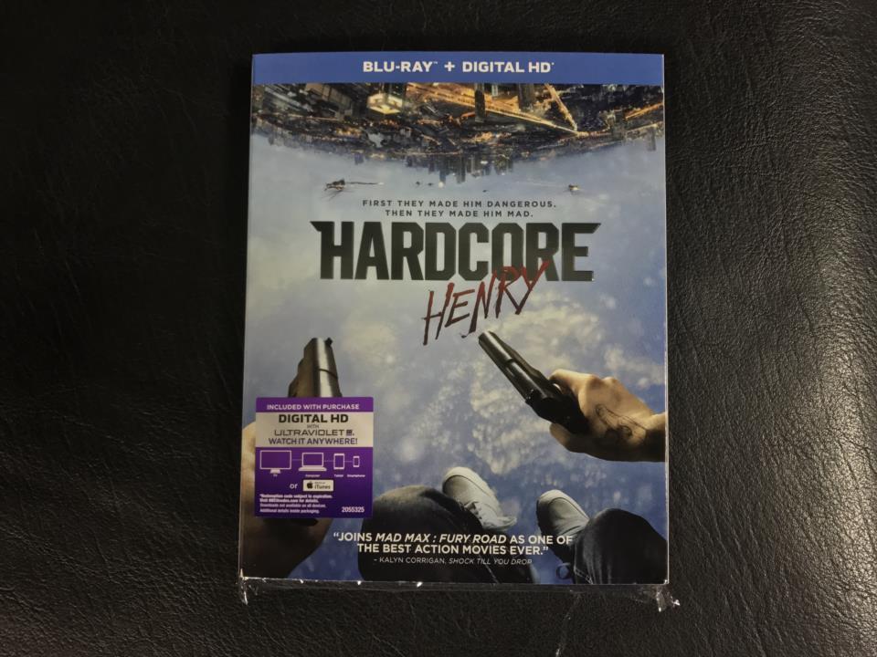 HARDCORE HENRY (US)