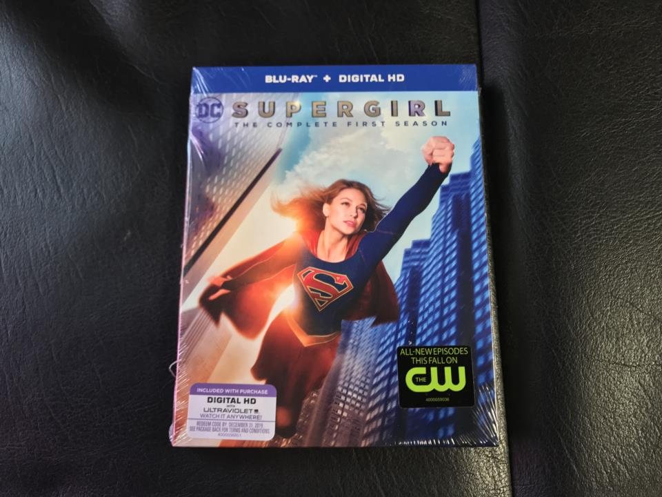 SUPERGIRL THE COMPLETE 1ST SEASON (US)