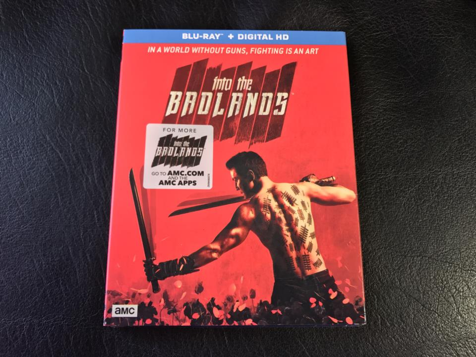 into the BADLANDS (US)