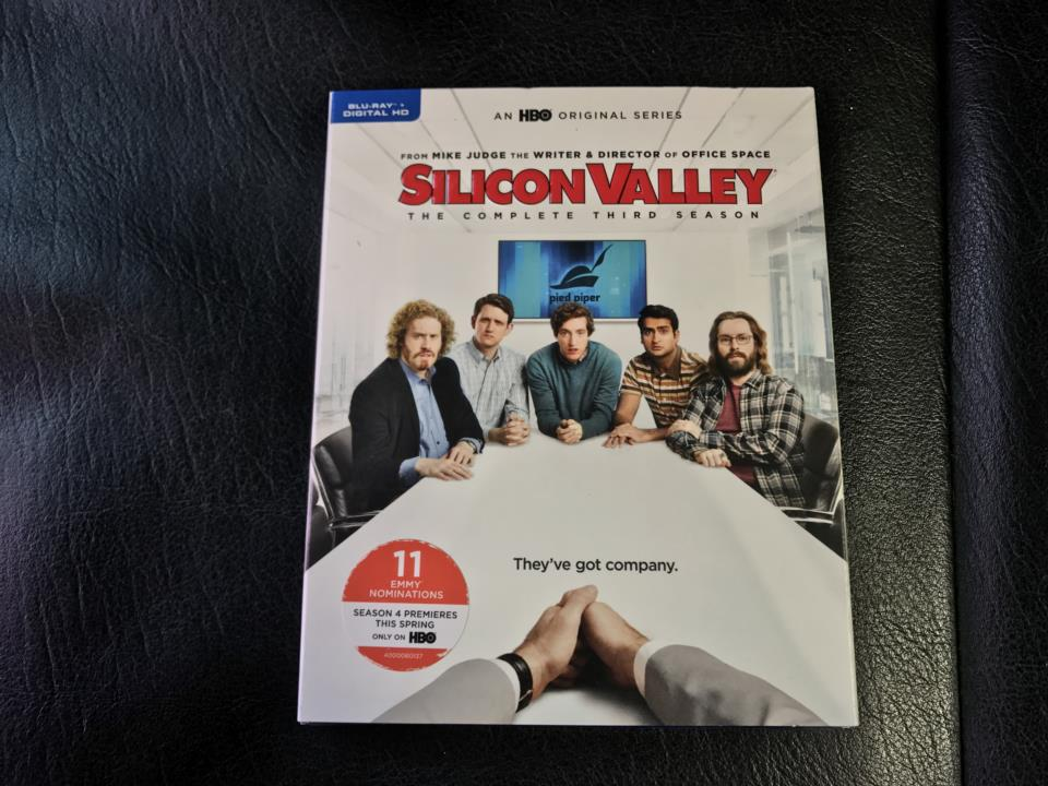 SILICON VALLEY THE COMPLETE 3RD SEASON (US)