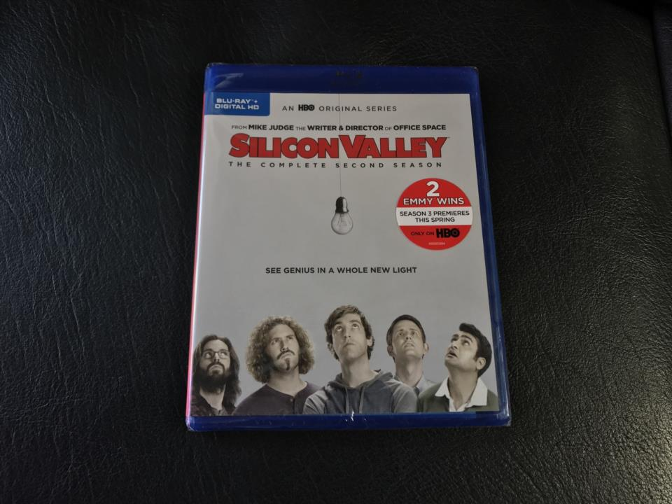 SILICON VALLEY THE COMPLETE 2ND SEASON (US)