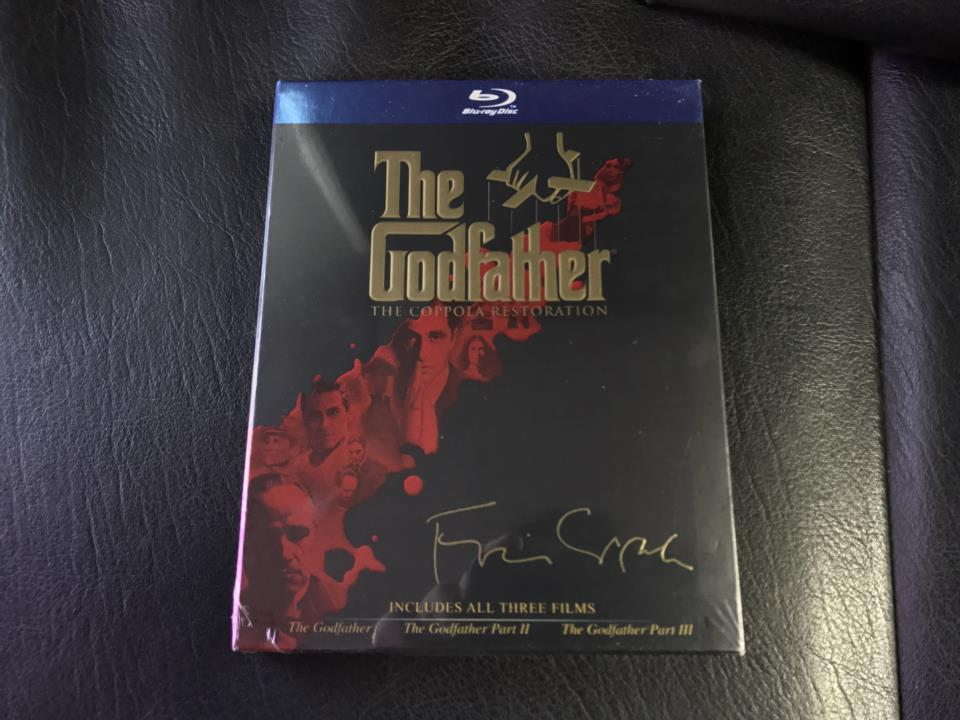 The Godfather THE COPPOLA RESTORATION (US)