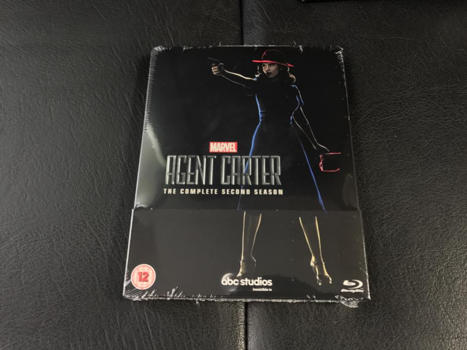 AGENT CARTER THE COMPLETE 2ND SEASON (UK)