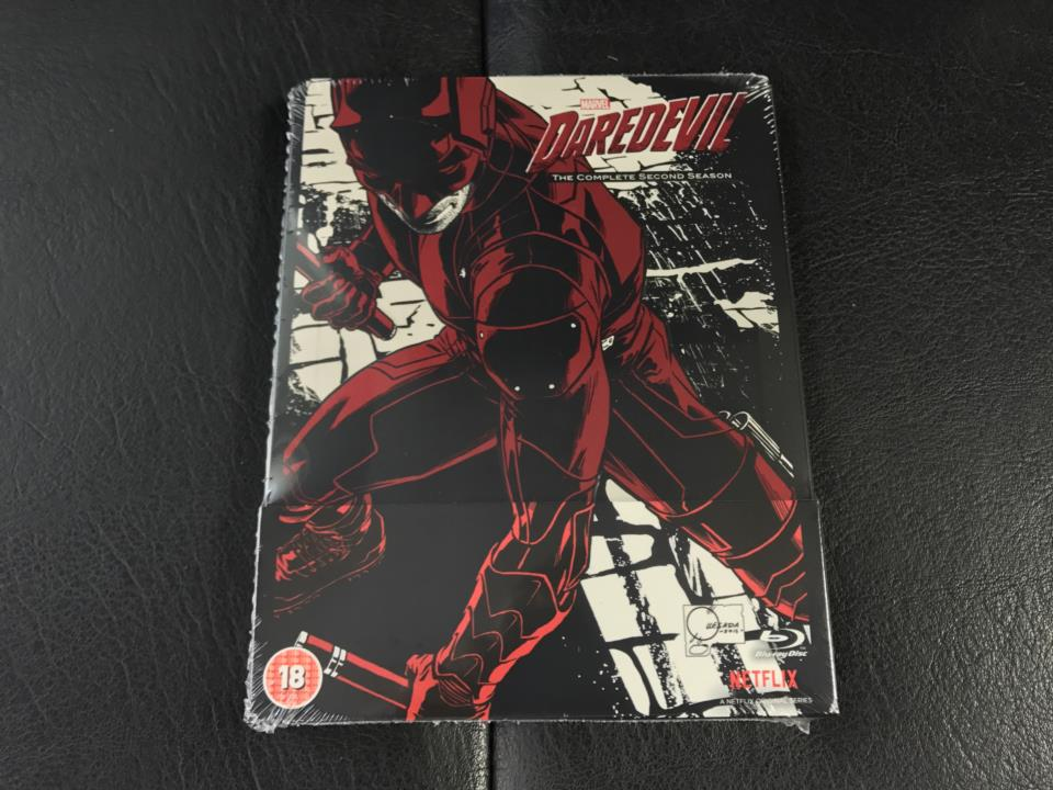 DAREDEVIL THE COMPLETE 2ND SEASON (UK)