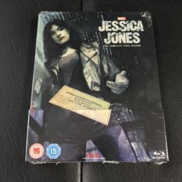 JESSICA JONES THE COMPLETE 1ST SEASON (UK)