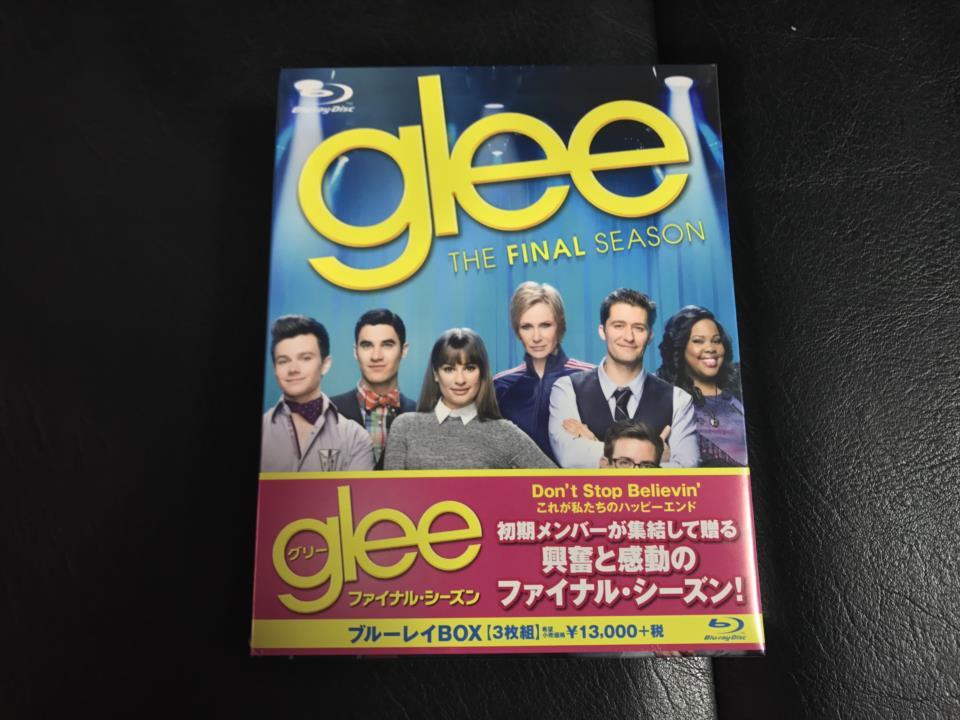 glee THE FINAL SEASON (Japan)