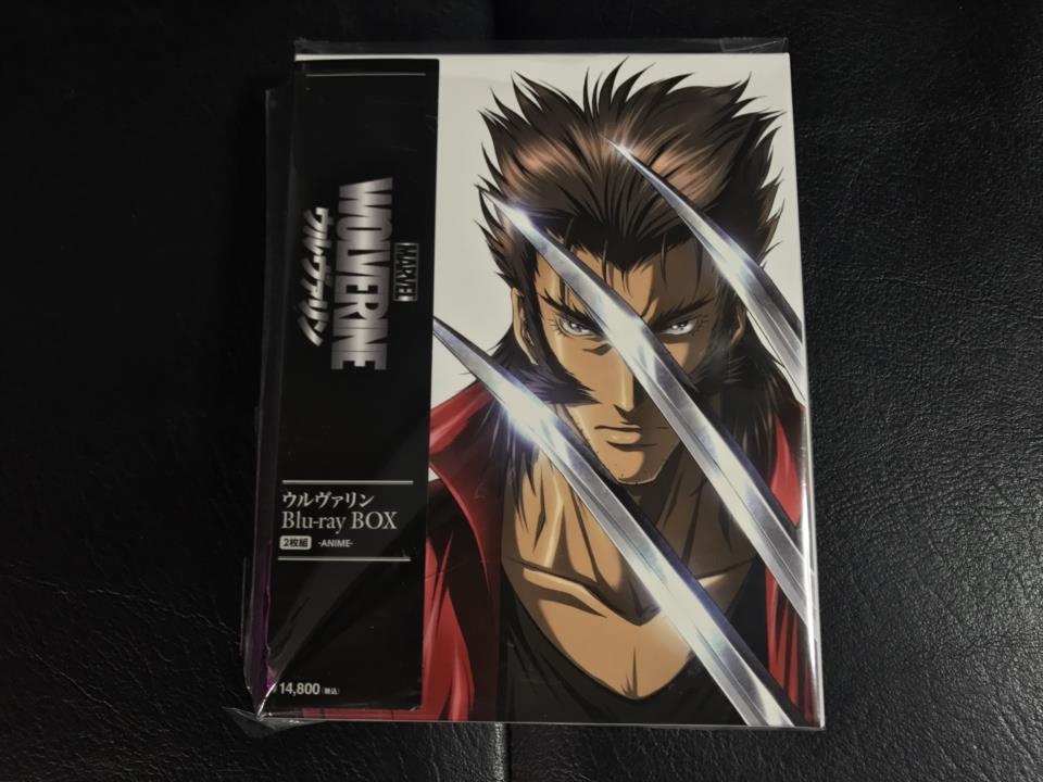 WOLVERINE Blu-ray BOX (Japan)