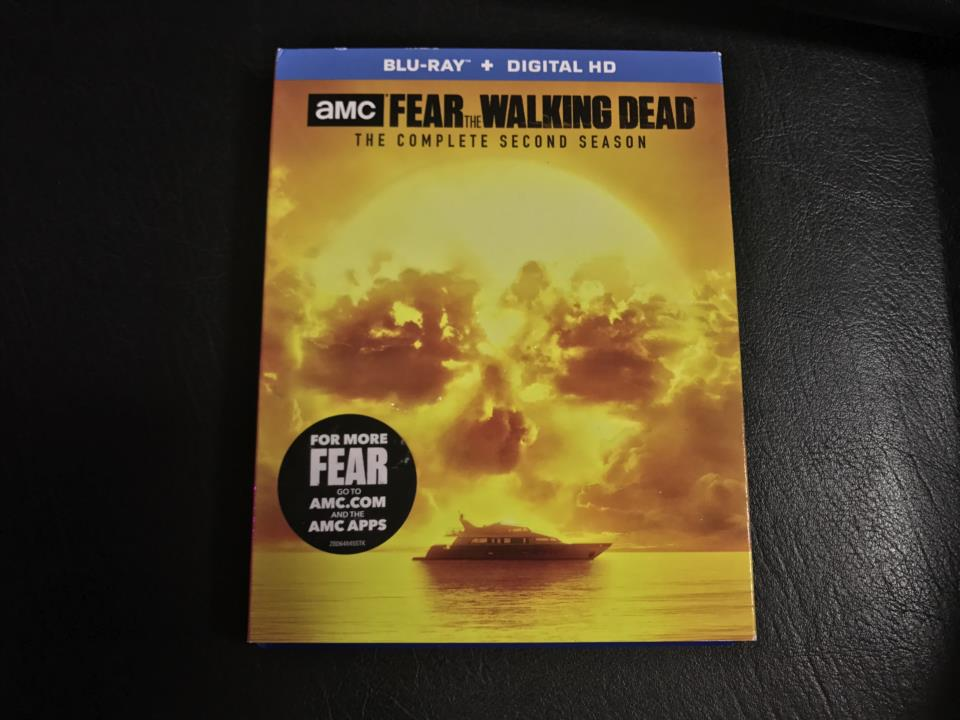 FEAR THE WALKING DEAD THE COMPLETE 2ND SEASON (US)