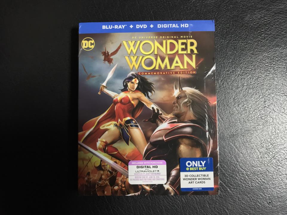WONDER WOMAN COMMEMORATIVE EDITION (US)