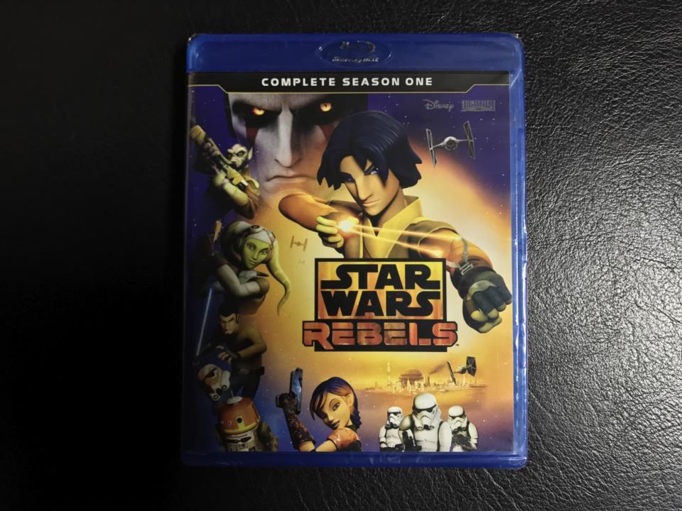 STAR WARS: REBELS COMPLETE SEASON 1 (US)