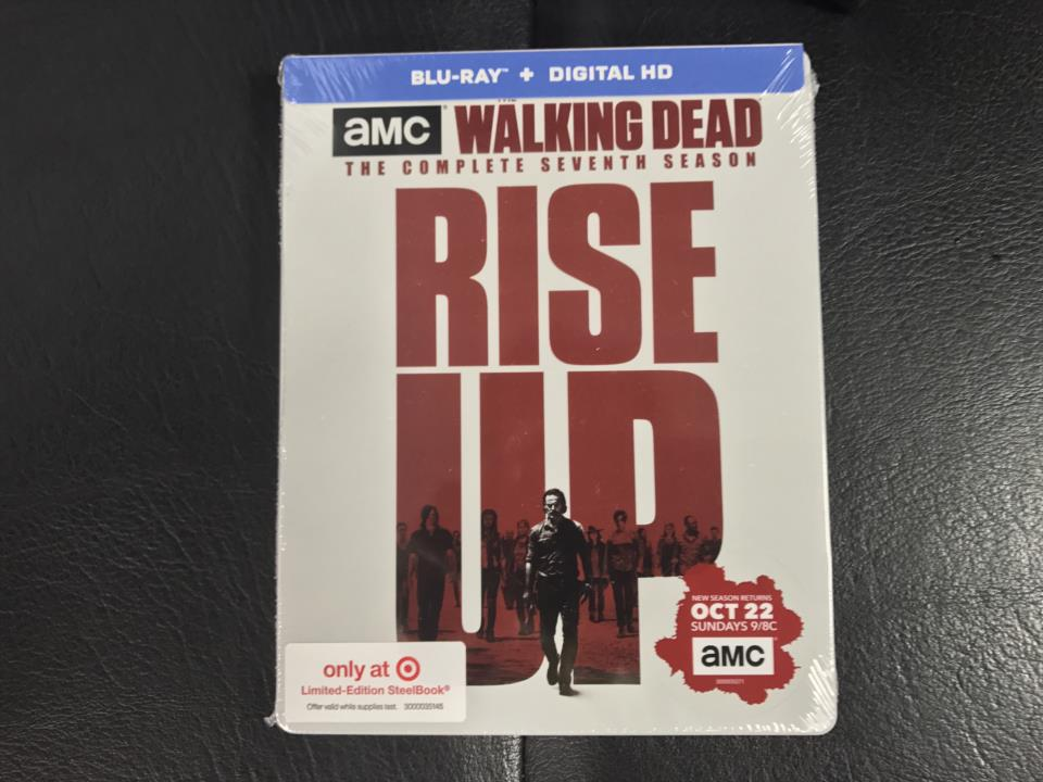 THE WALKING DEAD THE COMPLETE 7TH SEASON (US)