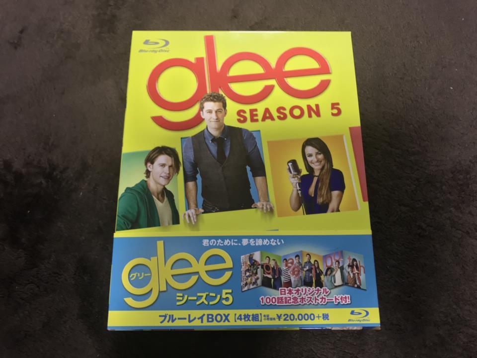 glee SEASON 5 (Japan)