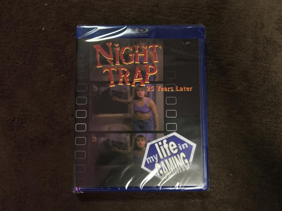 NIGHT TRAP 25 Years Later (US)