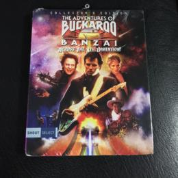 THE ADVENTURES OF BUCKAROO BANZAI (US)