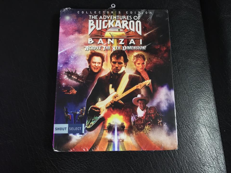 THE ADVENTURES OF BUCKAROO BANZAI (US)