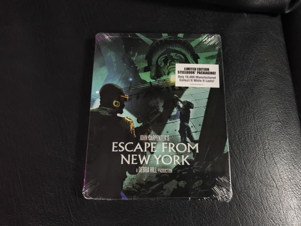 ESCAPE FROM NEW YORK (US)