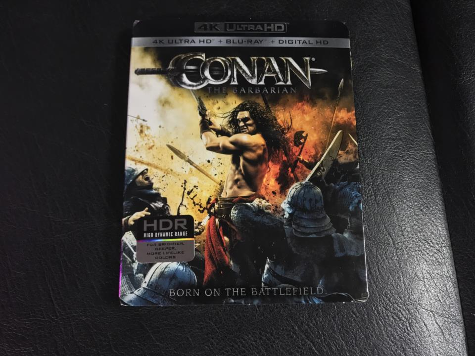 CONAN THE BARBARIAN (US)