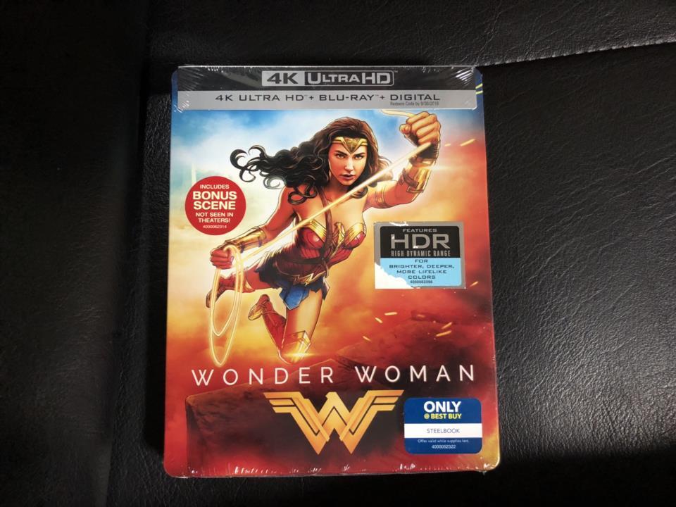 WONDER WOMAN (US)