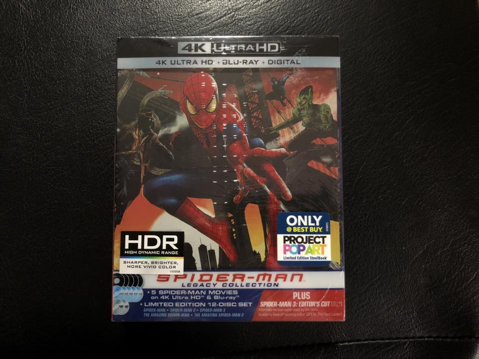 SPIDER-MAN LEGACY COLLECTION (US)