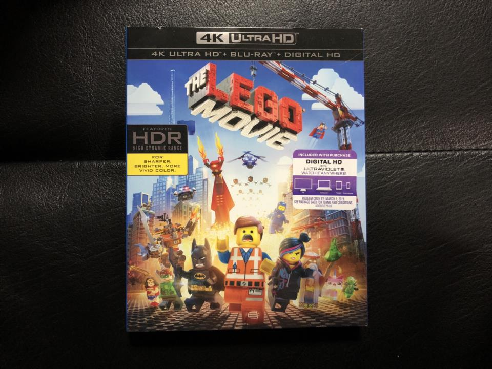 THE LEGO MOVIE (US)