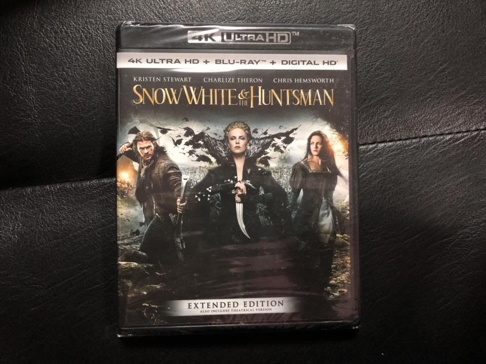SNOW WHITE & THE HUNTSMAN (US)