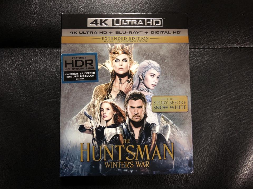THE HUNTSMAN: WINTER'S WAR (US)