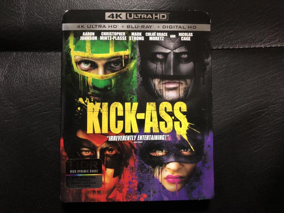 KICK-ASS (US)