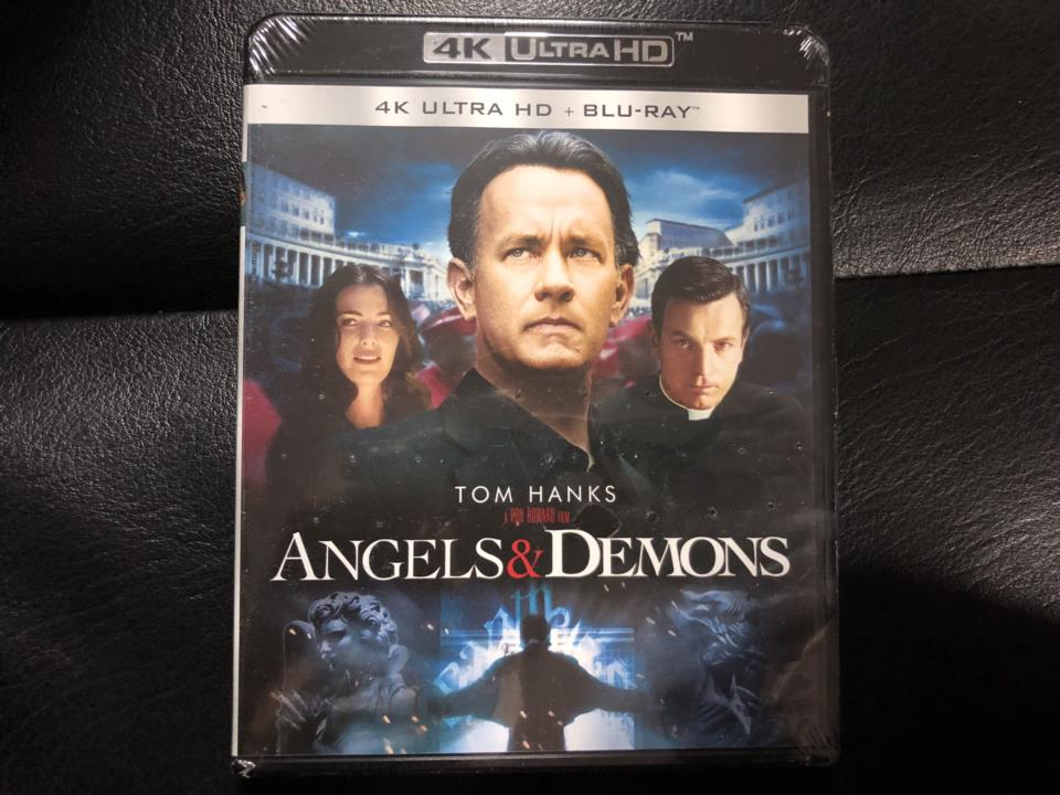 ANGELS & DEMONS (US)
