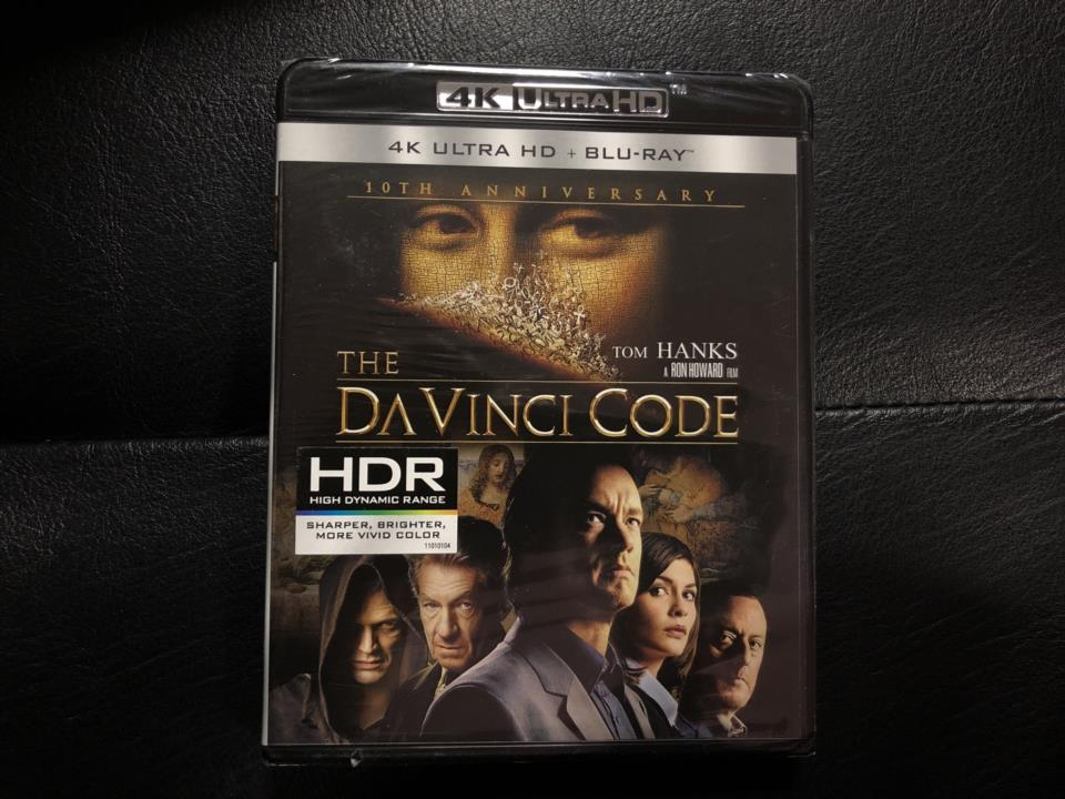 THE DA VINCI CODE (US)