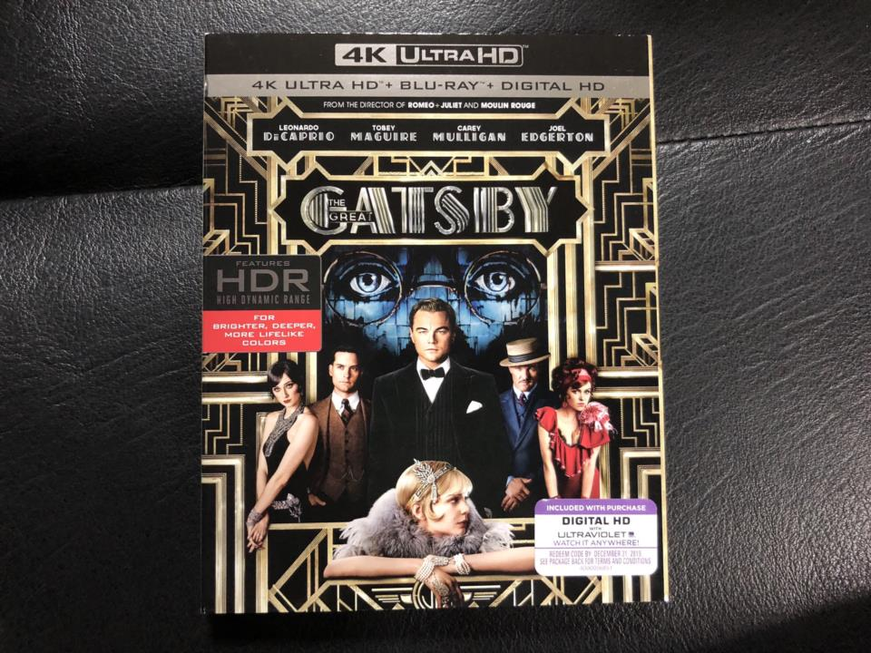 THE GREAT GATSBY (US)