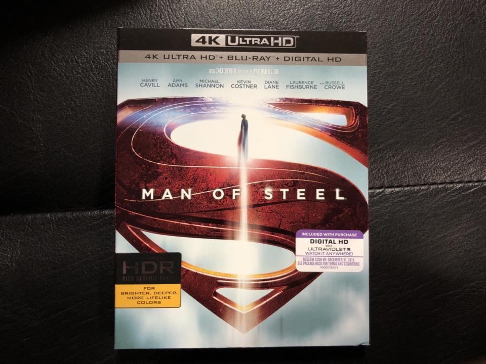 MAN OF STEEL (US)