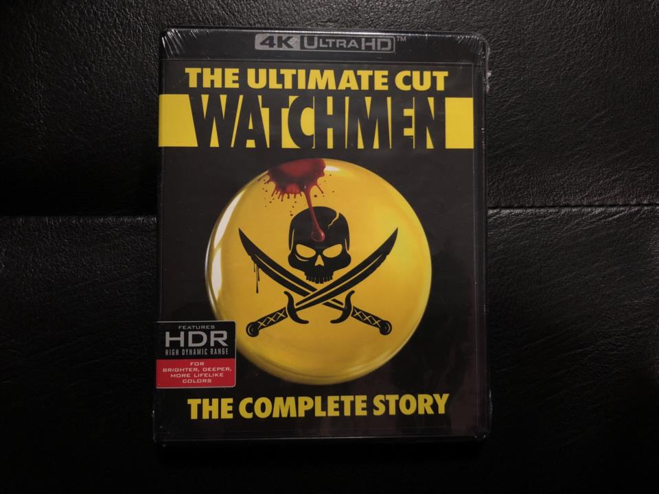 WATCHMEN THE ULTIMATE CUT (US)