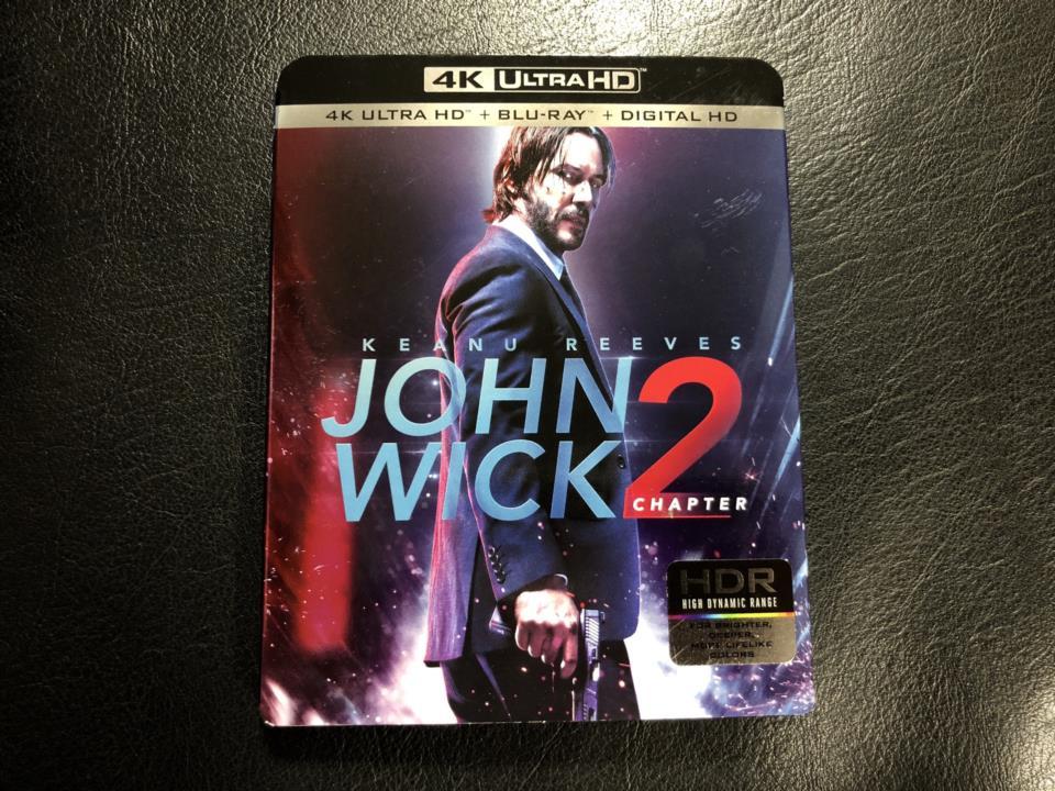 JOHN WICK CHAPTER 2 (US)