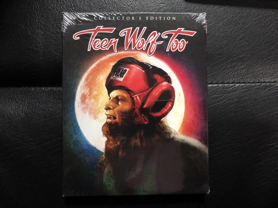 Teen Wolf Too COLLECTOR'S EDITION (US)