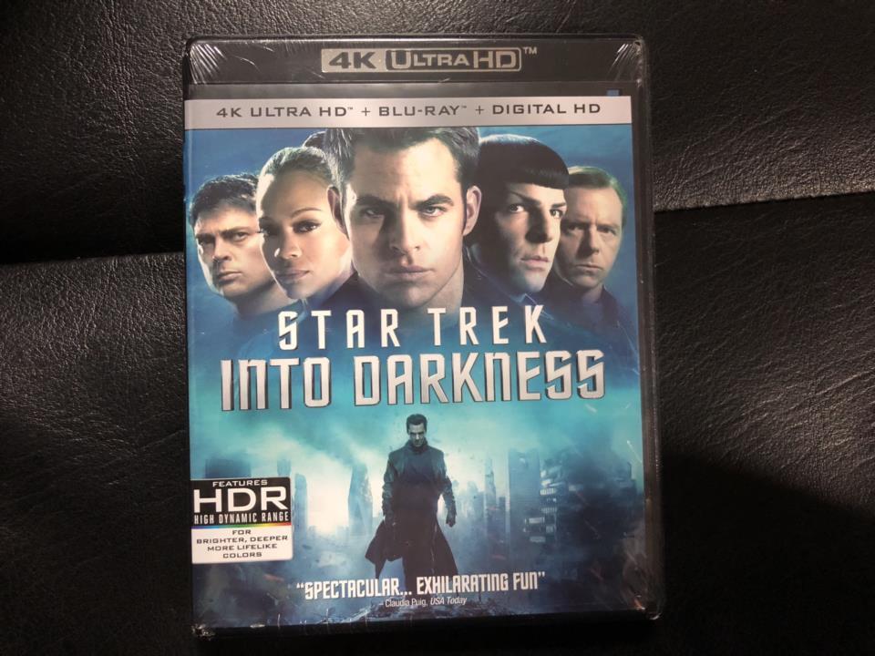 STAR TREK: INTO DARKNESS (US)
