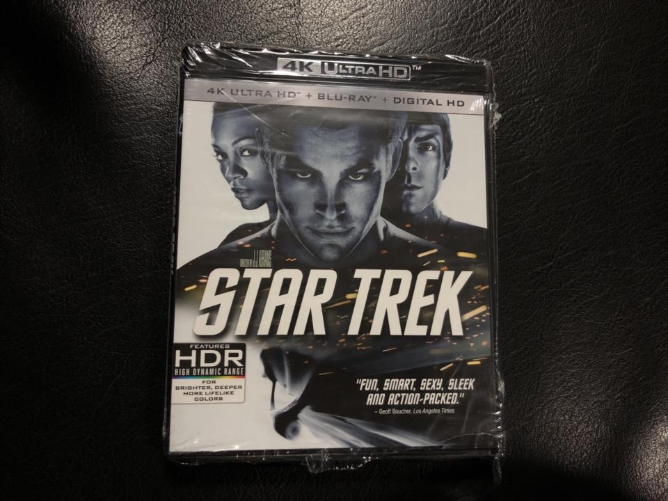 STAR TREK (US)