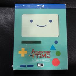 ADVENTURE TIME THE COMPLETE 3RD SEASON (US)