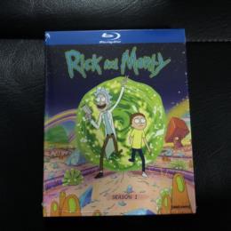 RICK AND MORTY SEASON 1 (US)