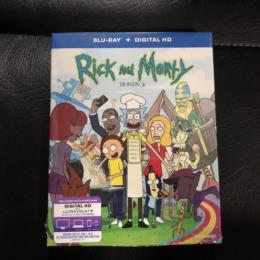 RICK AND MORTY SEASON 2 (US)