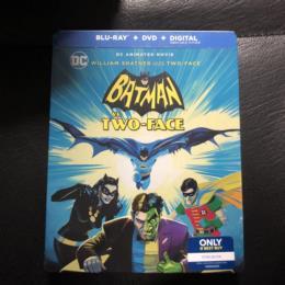 BATMAN VS. TWO-FACE (US)