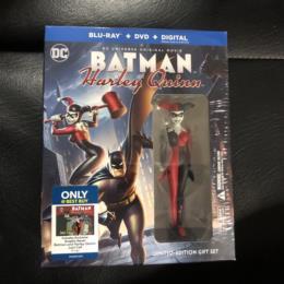 BATMAN and Harley Quinn LIMITED-EDITION GIFT SET (US)