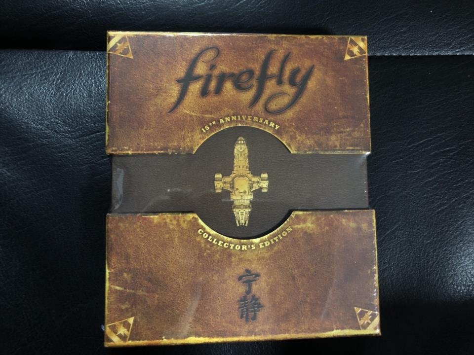 firefly 15TH ANNIVERSARY COLLECTOR'S EDITION (US)