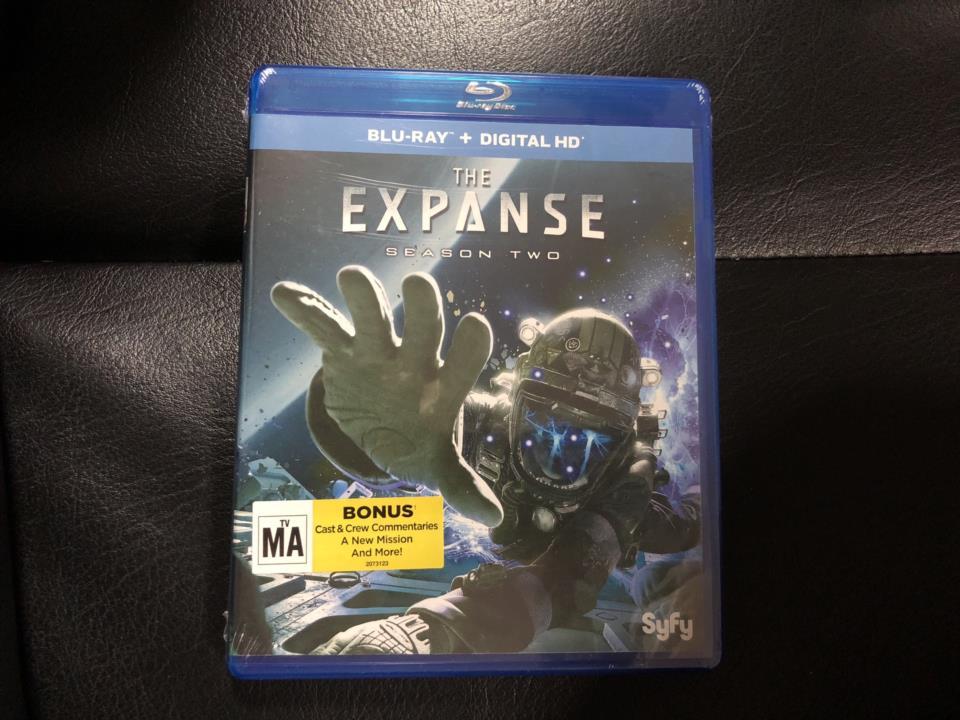 THE EXPANSE SEASON 2 (US)