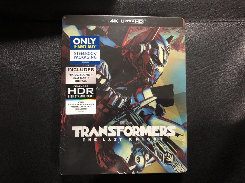 TRANSFORMERS: THE LAST KNIGHT (US)
