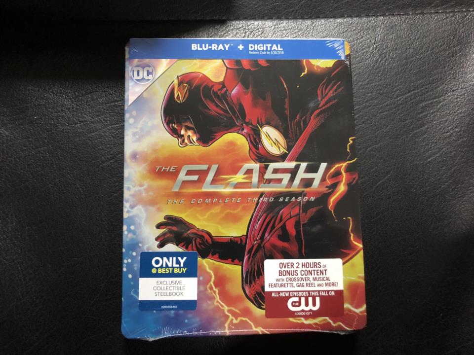 THE FLASH THE COMPLETE 3RD SEASON (US)