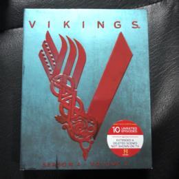 VIKINGS SEASON 4 VOLUME 2 (US)